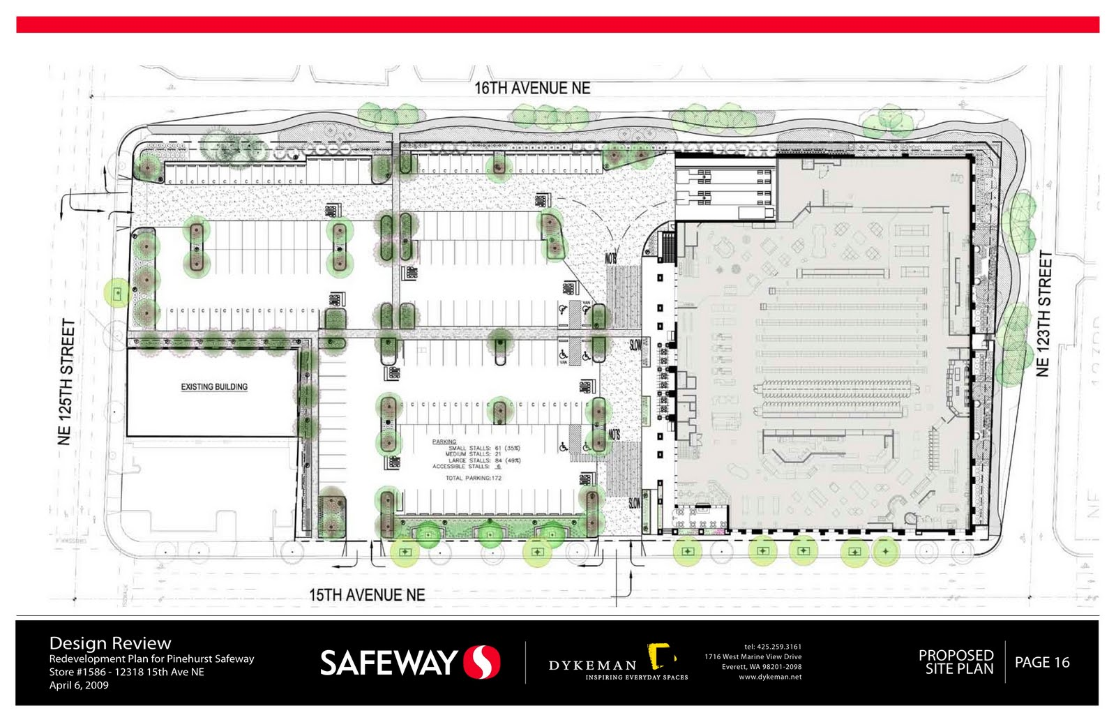 Pleasant Family Shopping: A Well Planned Safeway, 1966  Safeway Store Layout