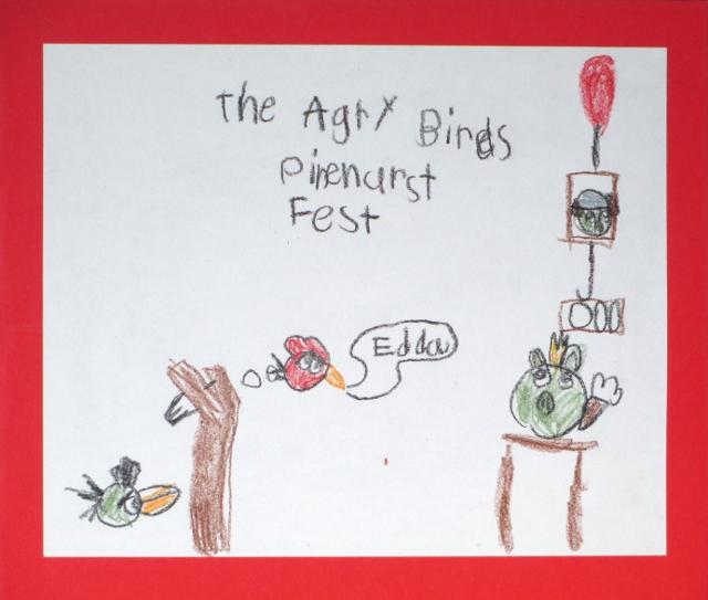 Edda-AngryBirdsPinehurstfest