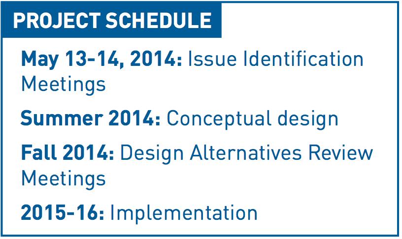 PinehurstTrafficProjectSchedule