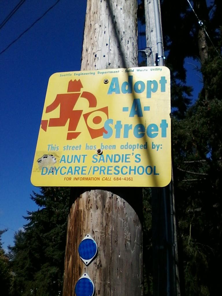 AdoptAStreet25th