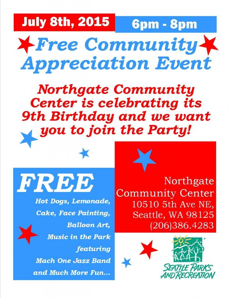 Northgate9thBirthday