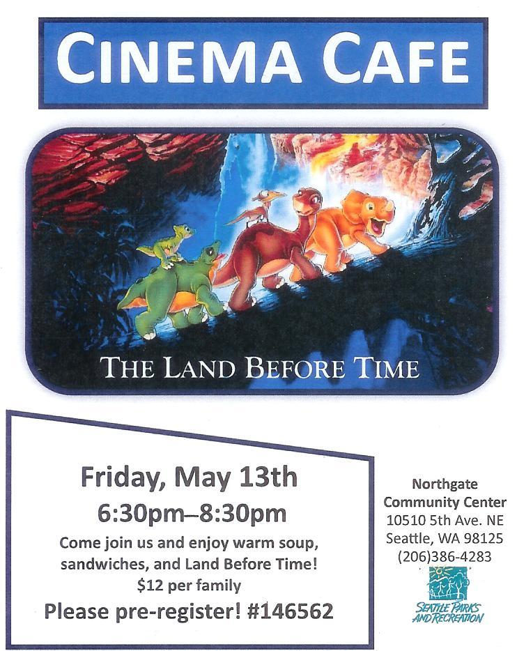 CinemaCafeLand